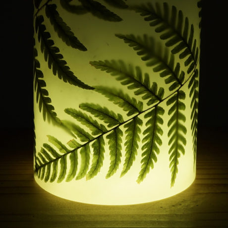 GREEN CANDLE M #41-4